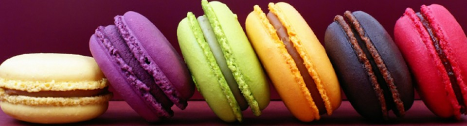 The Art of Macarons
